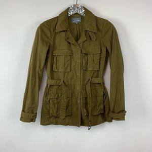 Madewell New Haven Green Field Utility Jacket